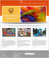 Custom Website Design for Schools