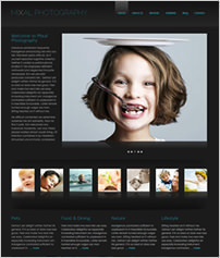Custom Website Design for Photographers