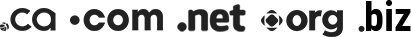 $9.99 transfer domains - .ca, .com, .org, .biz, .info