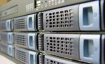 Unlimited shared hosting server