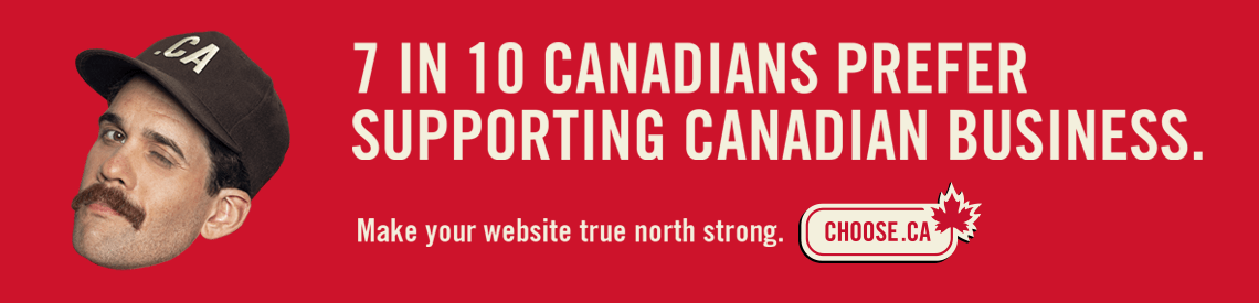 7 in 10 Canadians prefer supporting canadian business